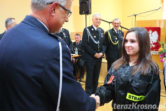 Wręczenie medali i odznaczeń